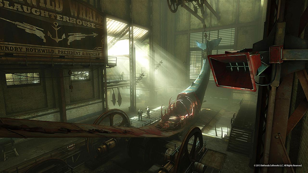 Test - Dishonored : La lame de Dunwall