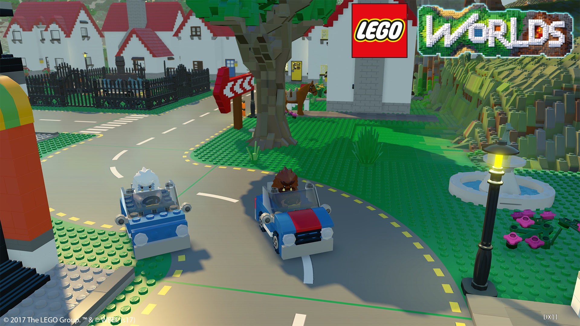 Lego Worlds Build Vehicles
