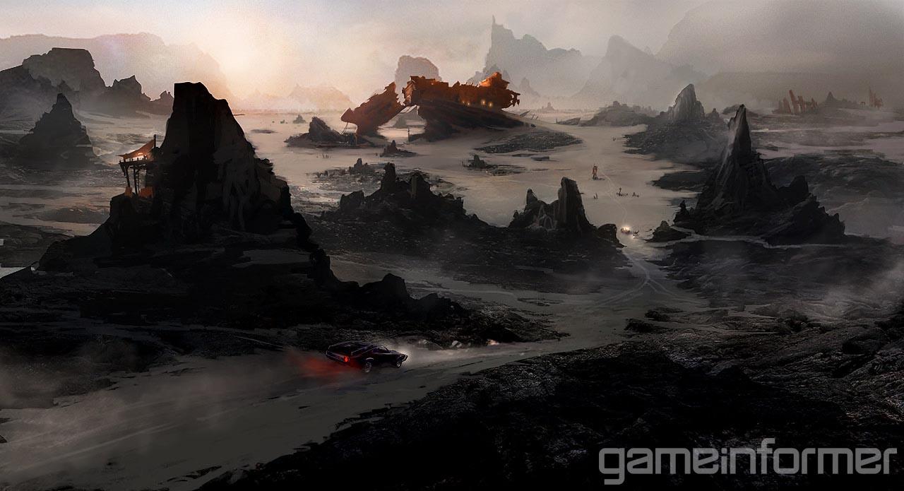 Mad Max : une tonne d?infos et de jolis artworks ! | Xbox One - Xbox