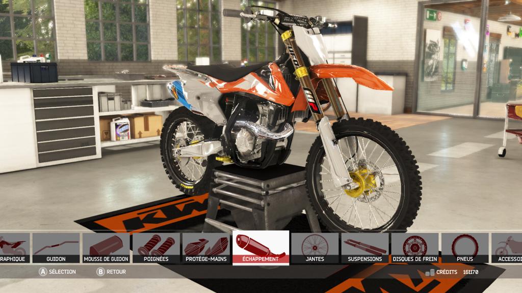 Ligne Echappement Moto Cc Caf Ef Bf Bd Racer