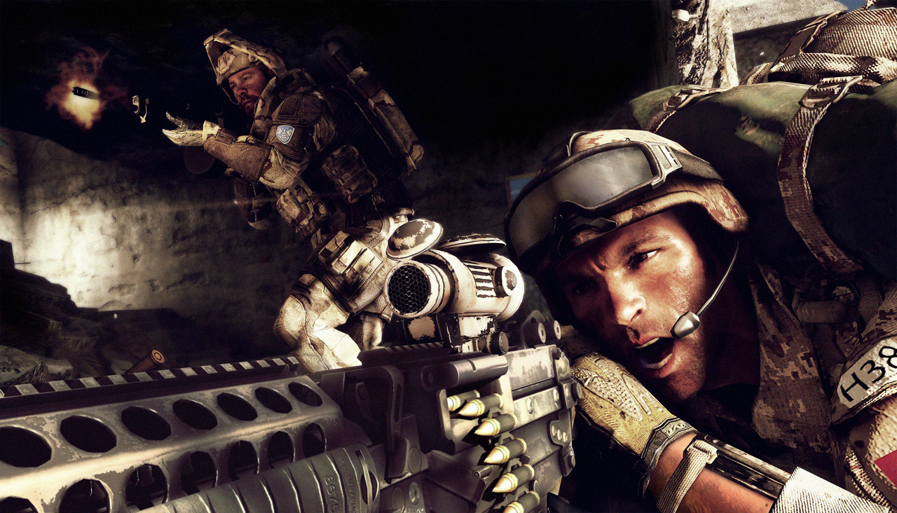 Medal of Honor : Warfighter : une image