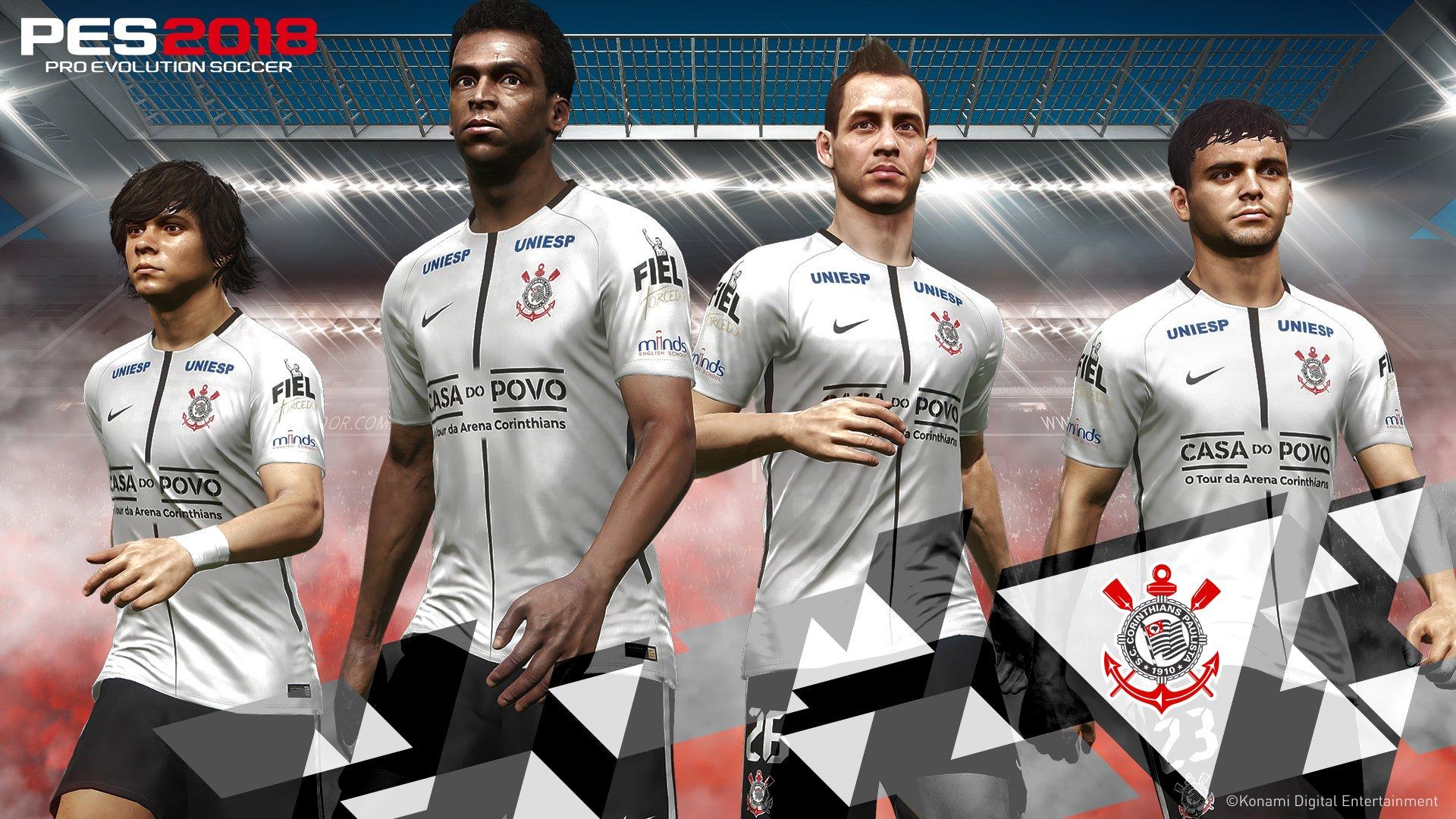 PES 2018 : Konami partenaire du club de Colo-Colo