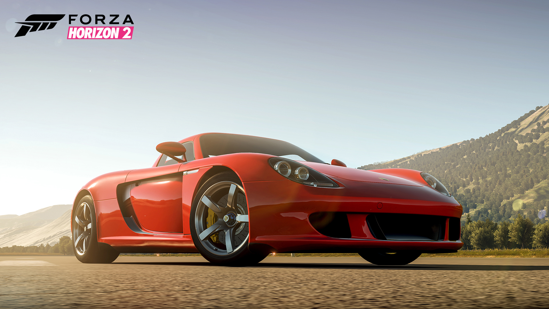 forza horizon 2 porsche entre en piste par un trailer xbox one xboxygen. Black Bedroom Furniture Sets. Home Design Ideas