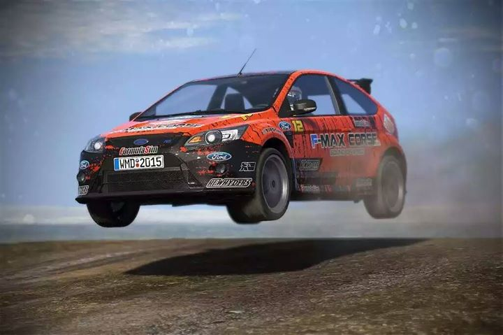 Project Cars Carriere Bloquee