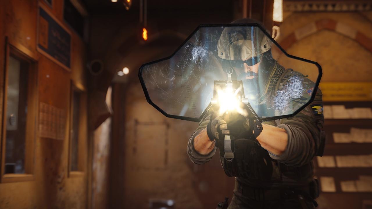 Rainbow Six Siege : Opération Dust Line, détails et ... Xbox One Halo 5 Gameplay