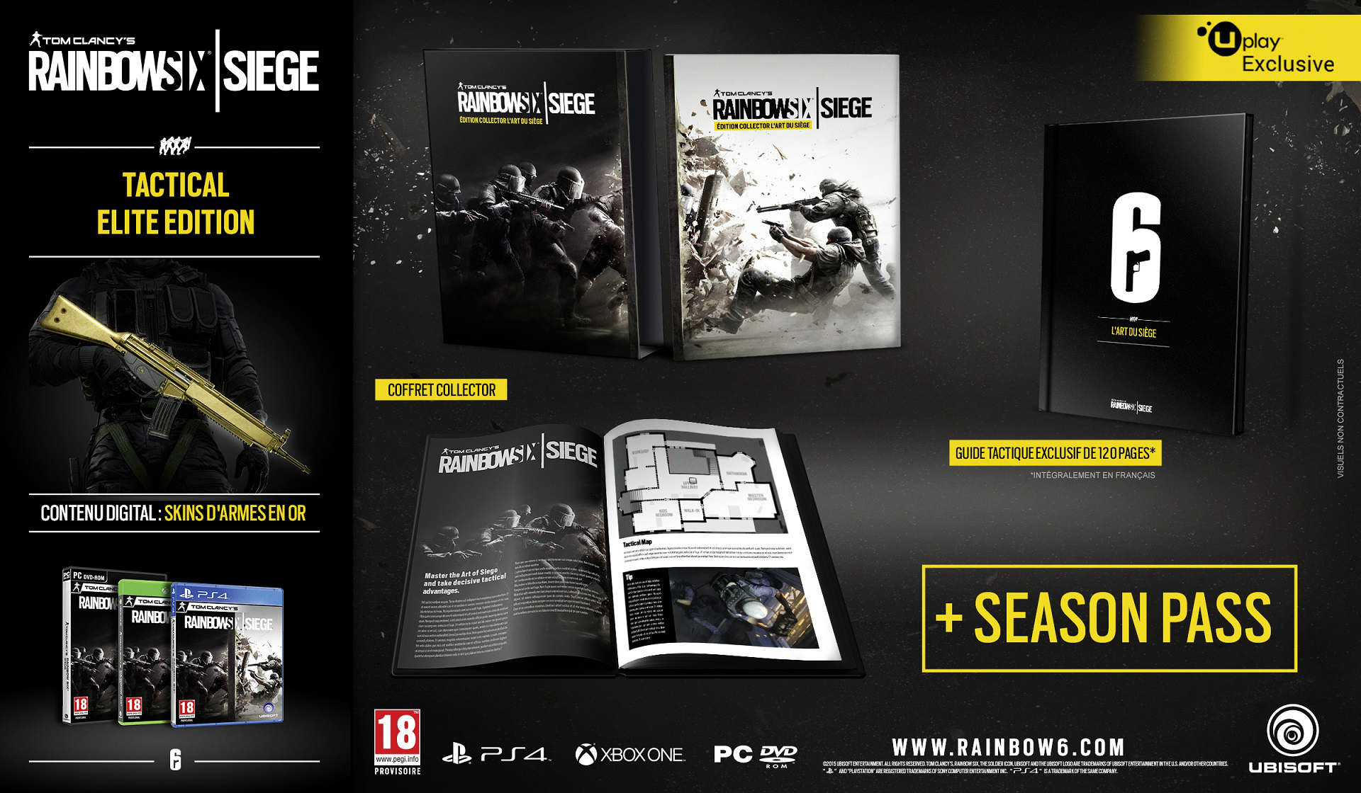rainbow six siege tactical guide pdf