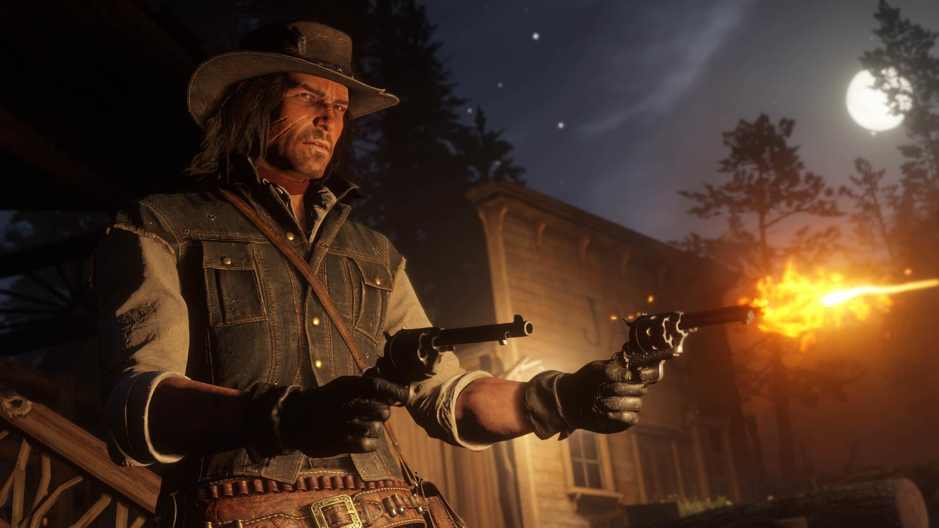 Red Dead Redemption : 10 jolies images, la guitare au coin ...
