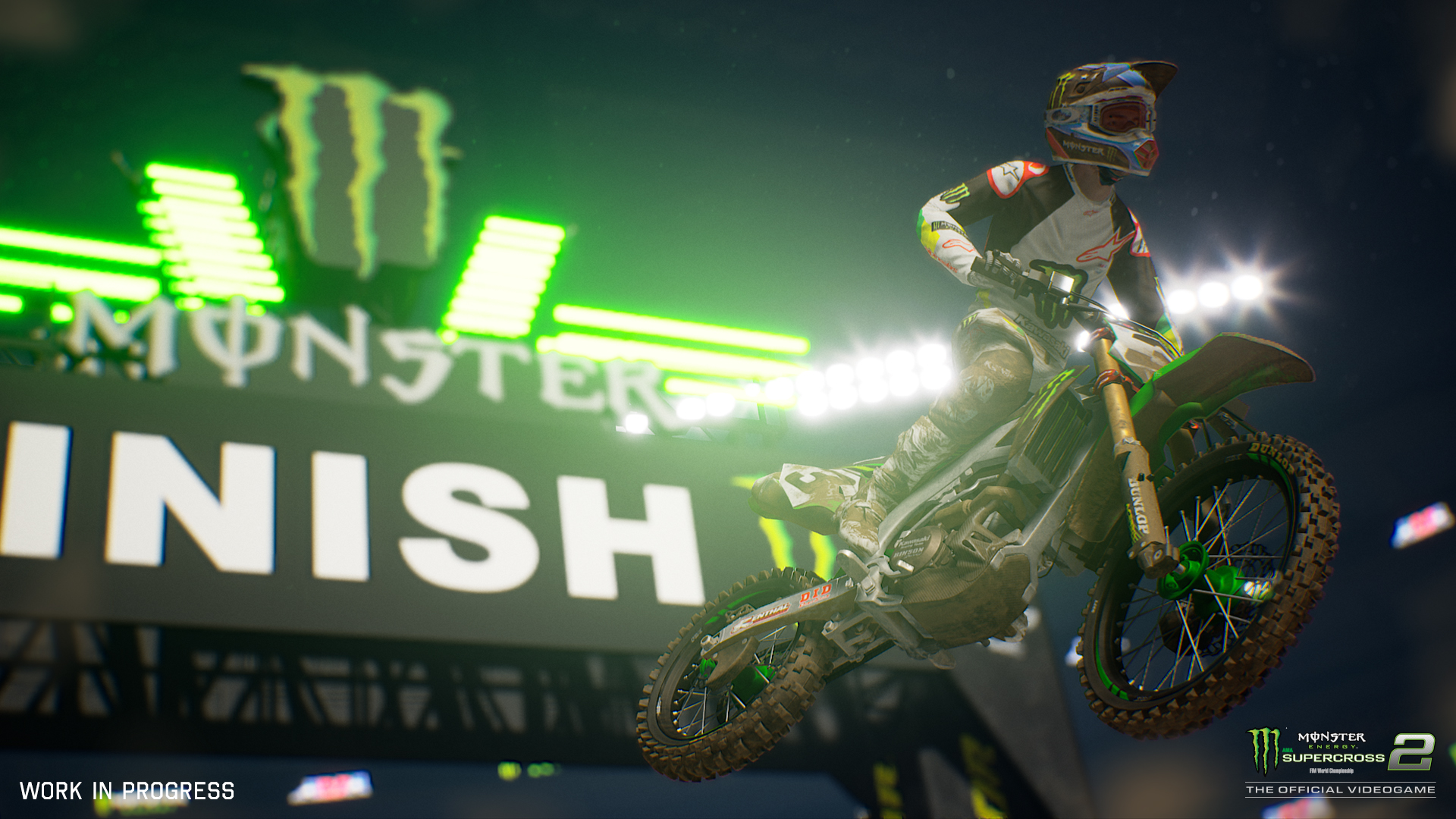 Supercross 2 The Game Trailer D Annonce Infos Et Date