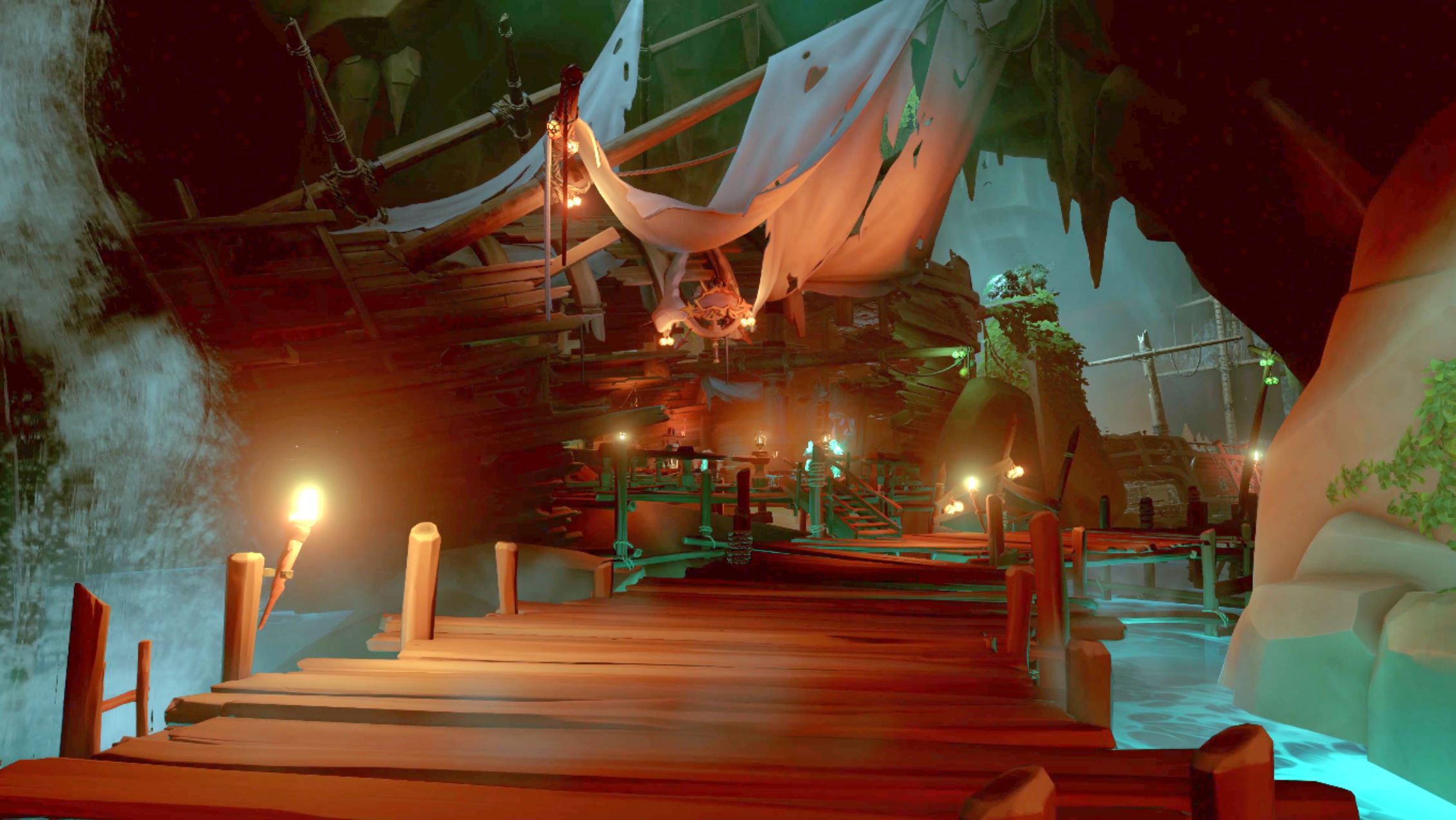 Sea of Thieves Une nouvelle Beta et des visuels du Kraken !