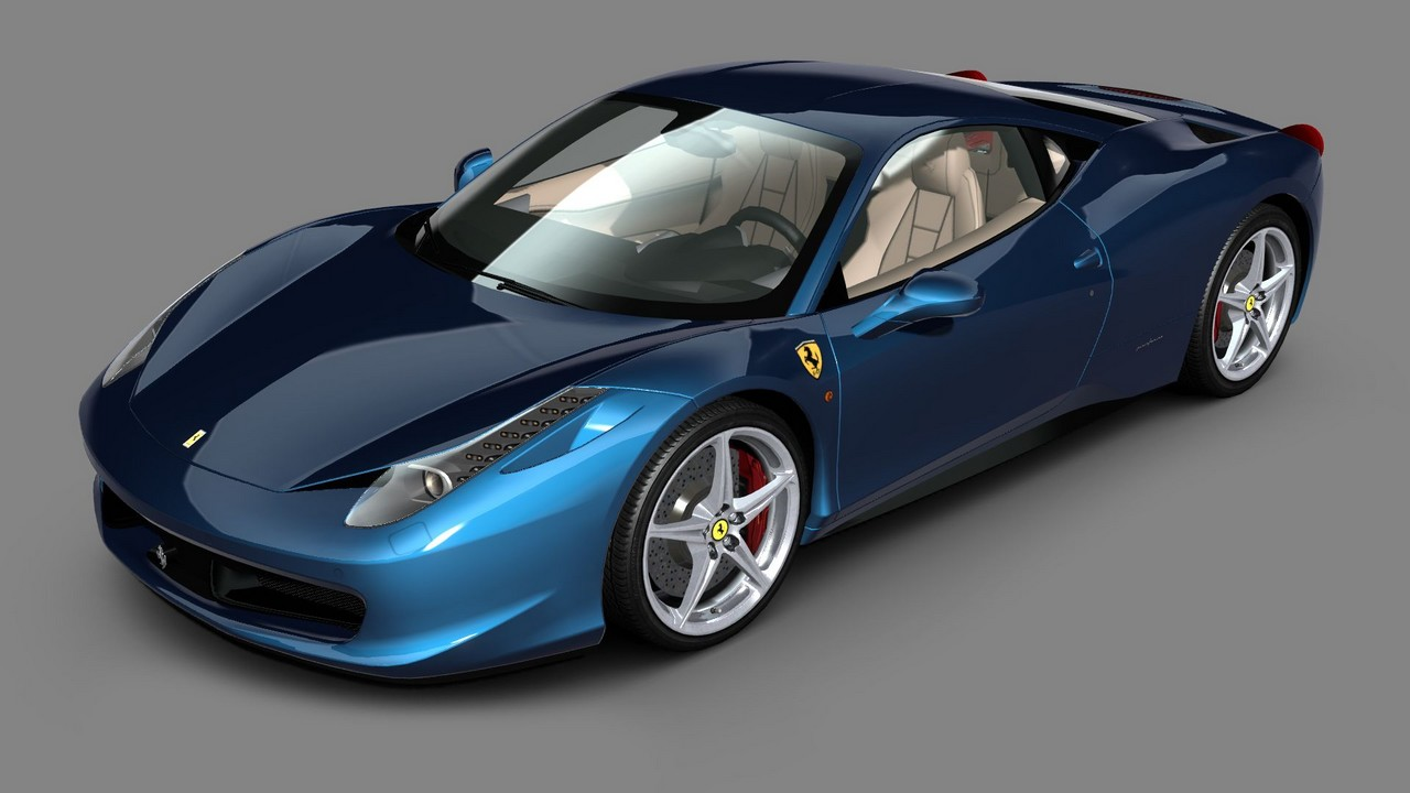 Test Drive Ferrari Racing Legends Car List