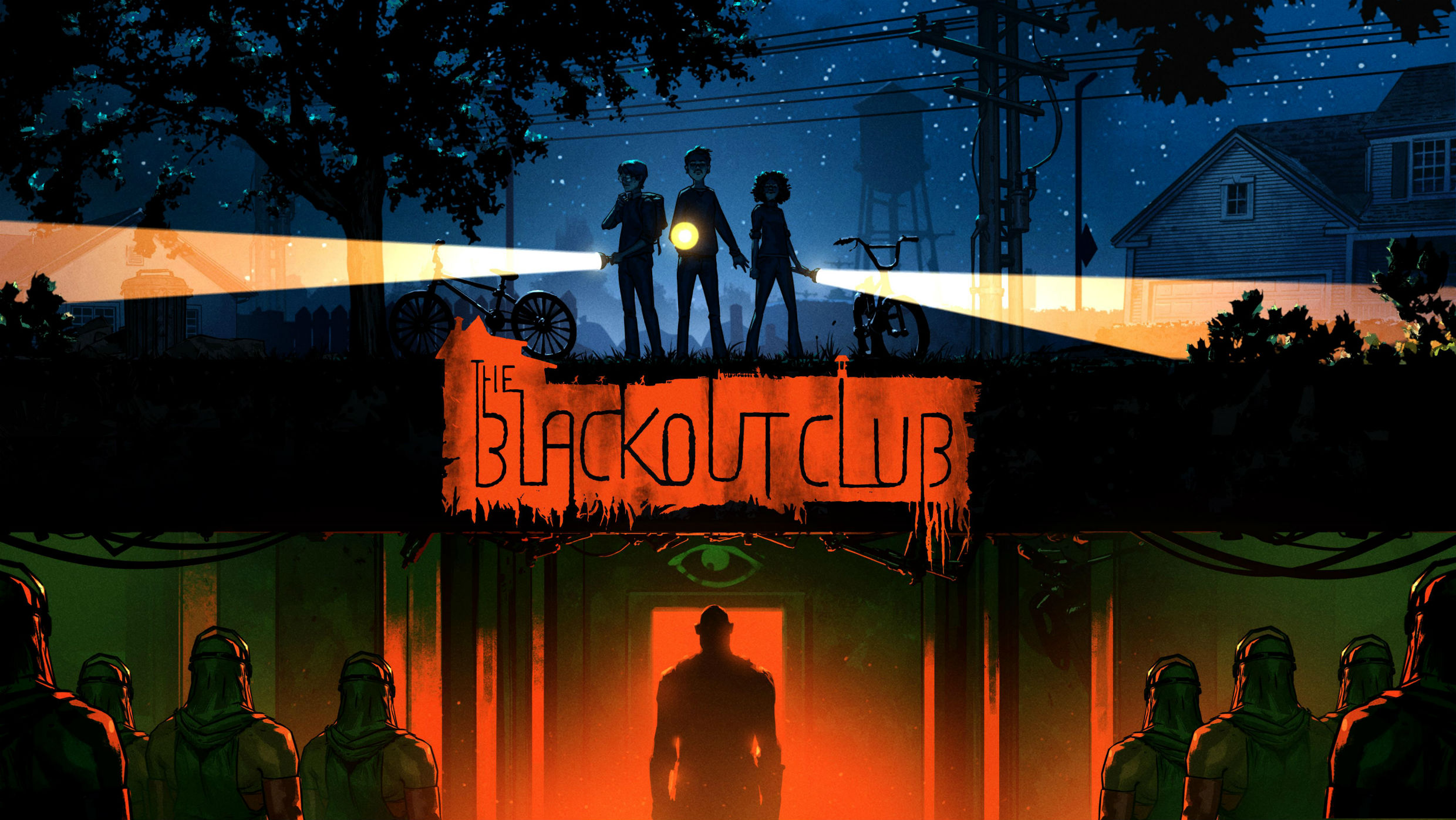 Une question concernant The Blackout Club ?