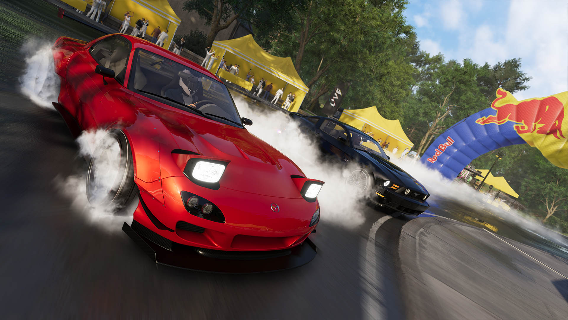 the crew 2 s offre une date de sortie et un trailer avec du gameplay pour la gamescom xbox one. Black Bedroom Furniture Sets. Home Design Ideas