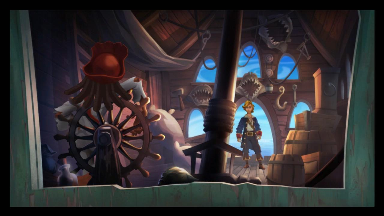 Monkey Island Remastered Vergleich