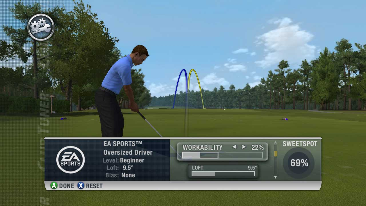 Tiger Woods Pga Tour  Masters Historic Edition Course List