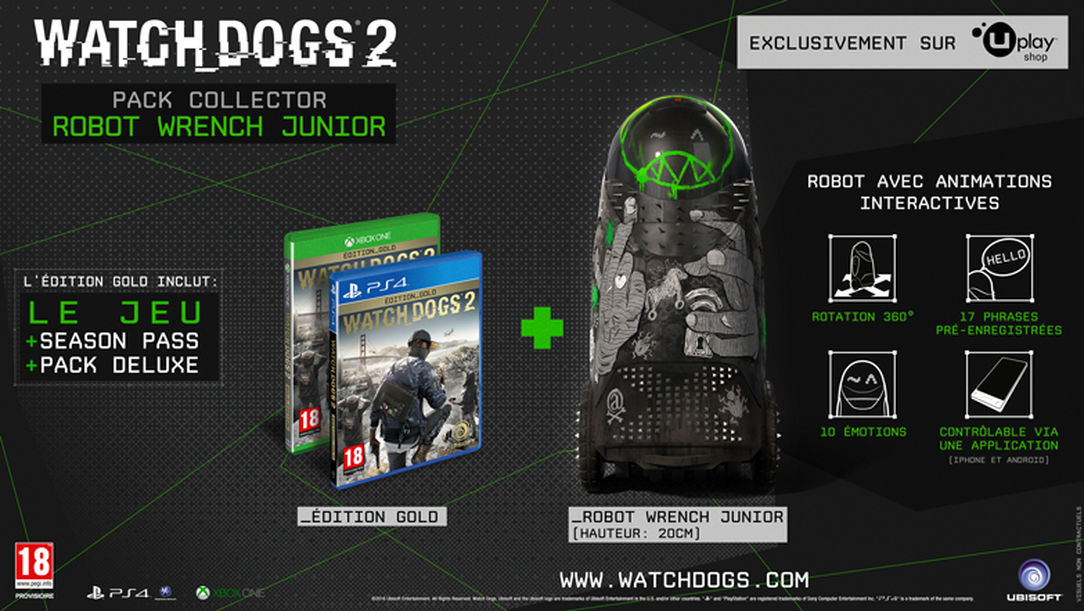 Watch Dogs Deluxe Edition Vs Gold Edition