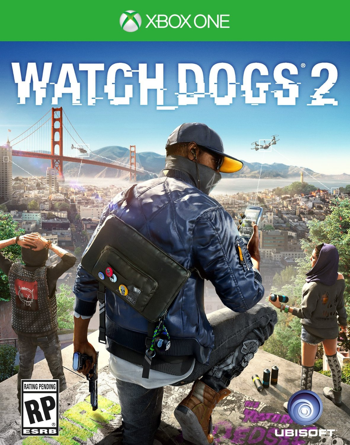 Watch Dogs Xbox  Cheap