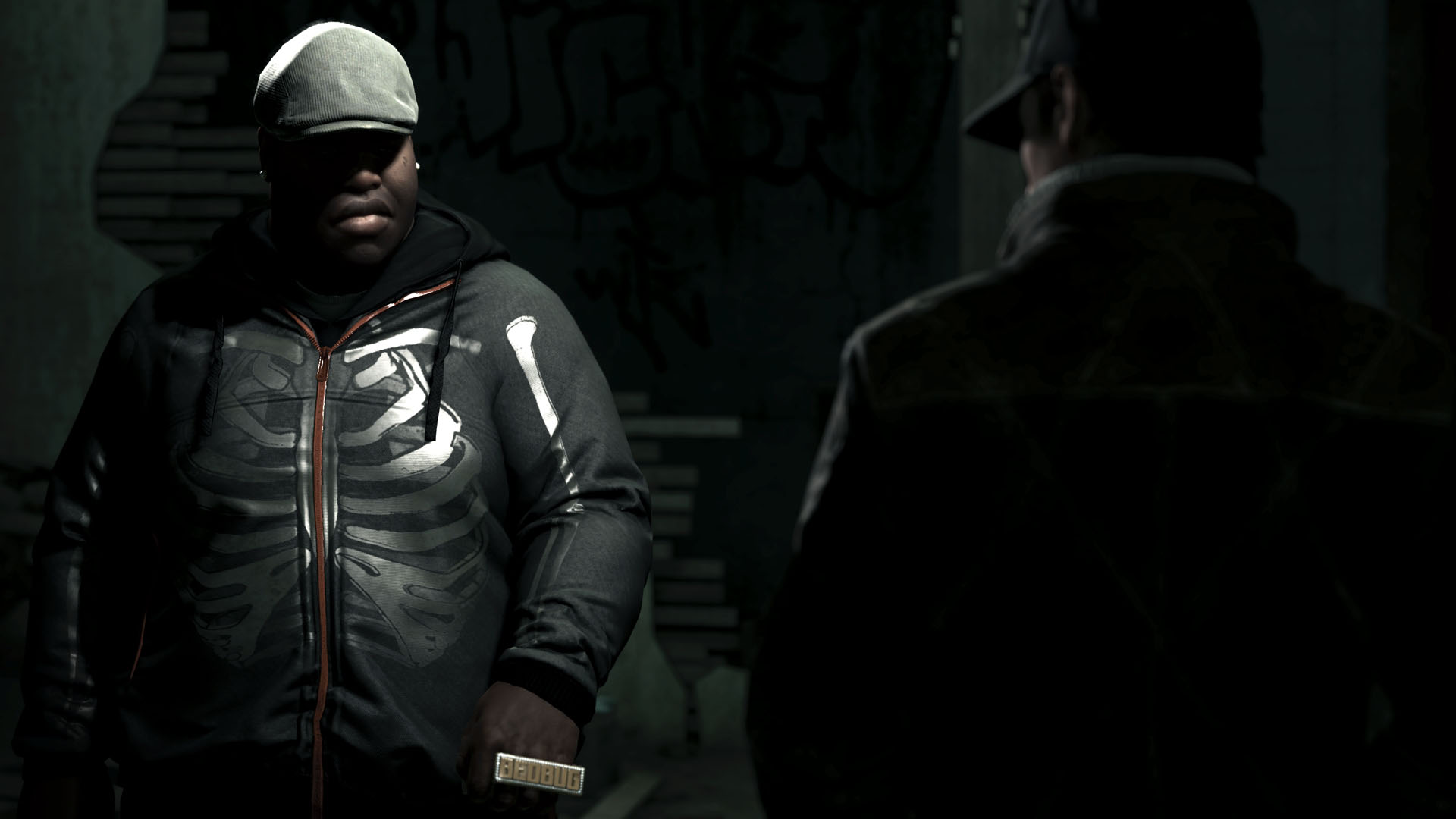 Watch Dogs Xbox One Gameplay Hd