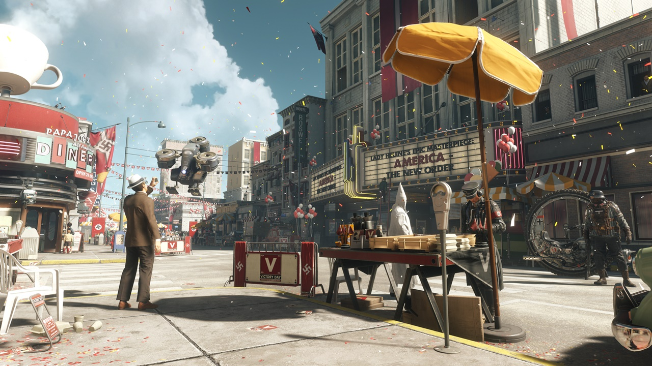 The New Colossus annonce son season pass — Wolfenstein II
