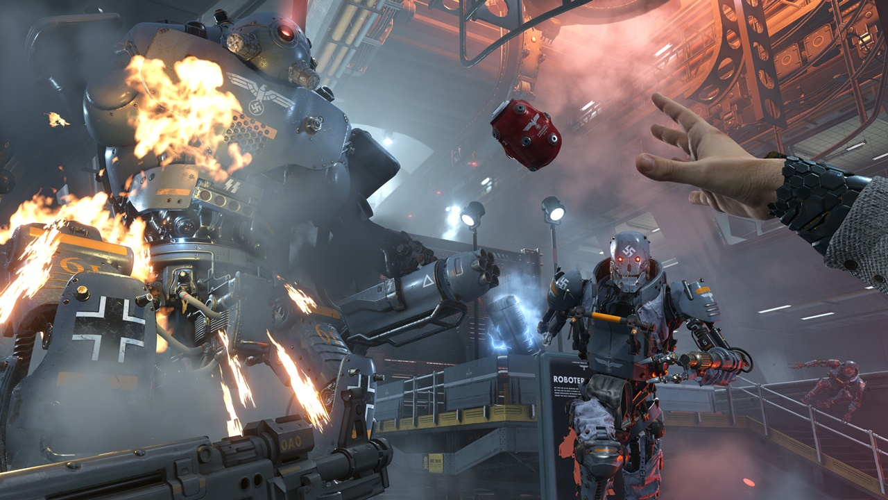 Wolfenstein II : The New Colossus dévoile son season pass