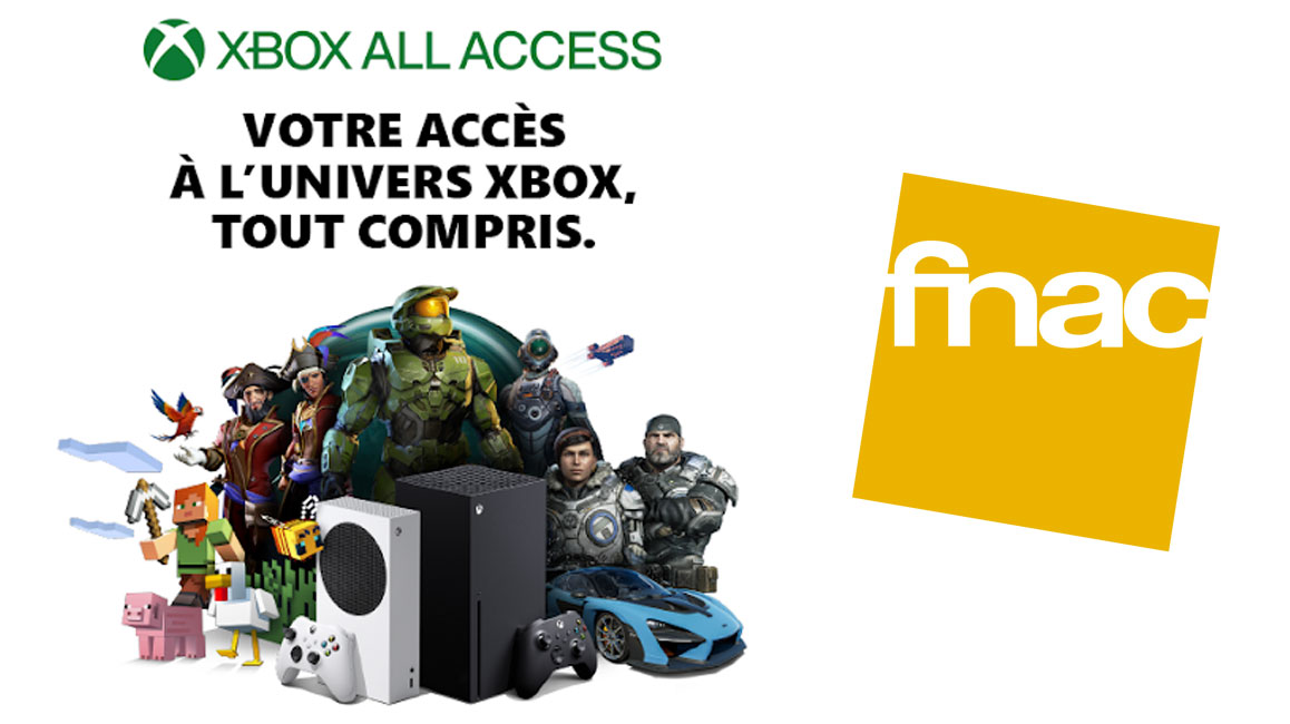 Xbox All Access : Fnac détaille son offre en magasin, Micromania en rupture - Xboxygen