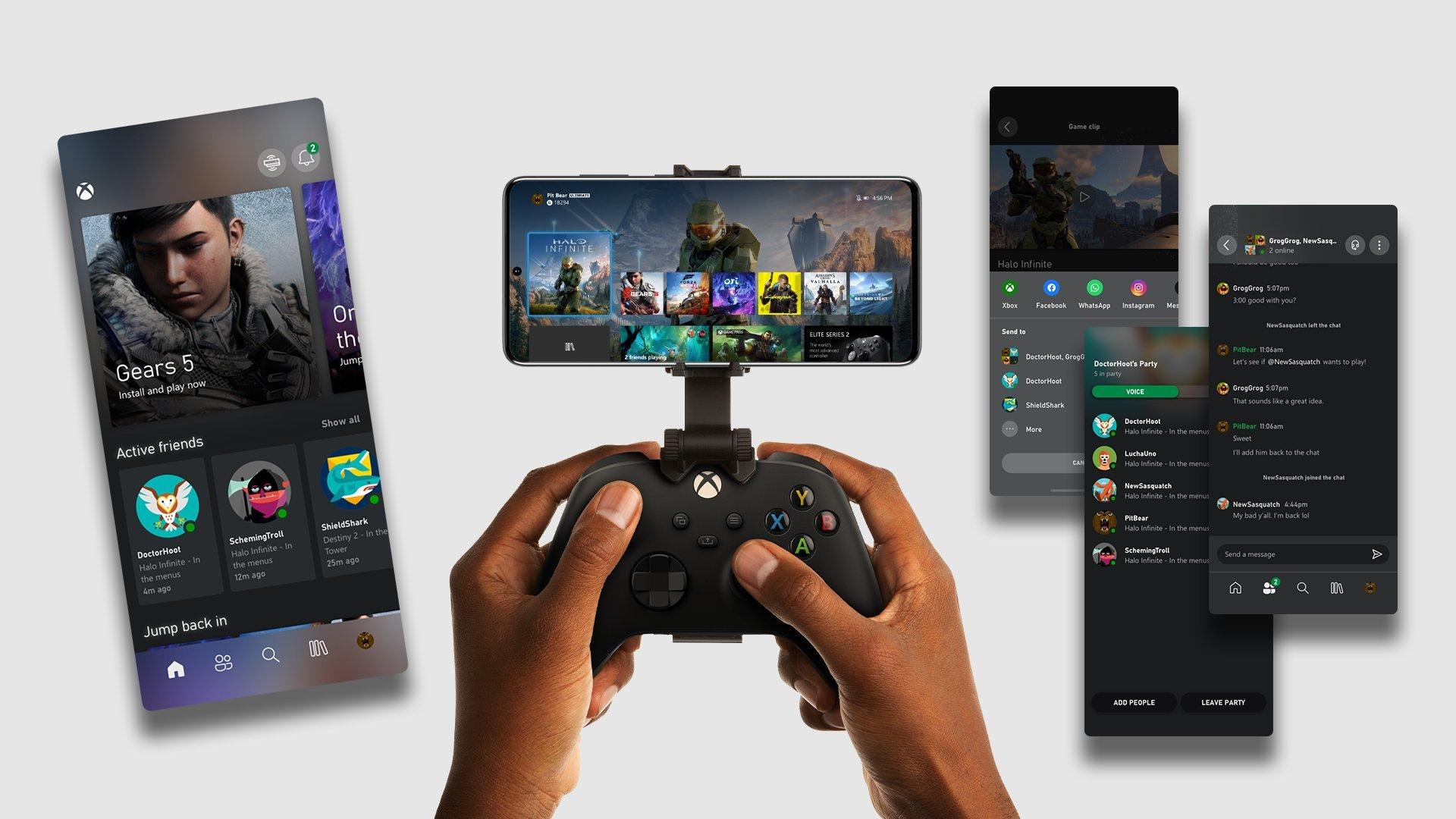 Mise à jour application Xbox : nouveautés et retour des succès bientôt ! - Xboxygen