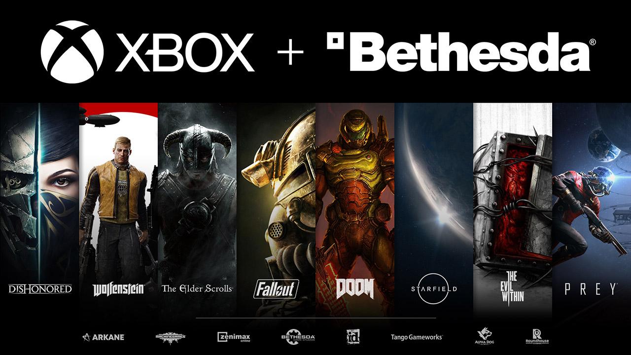 Xbox + Bethesda : un événement le mois prochain pour des détails ? - Xboxygen