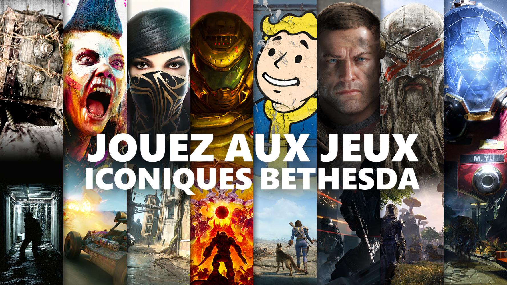FPS Boost : 5 jeux Bethesda vont bientôt accueillir le 60 FPS sur Xbox Series X|S - Xboxygen