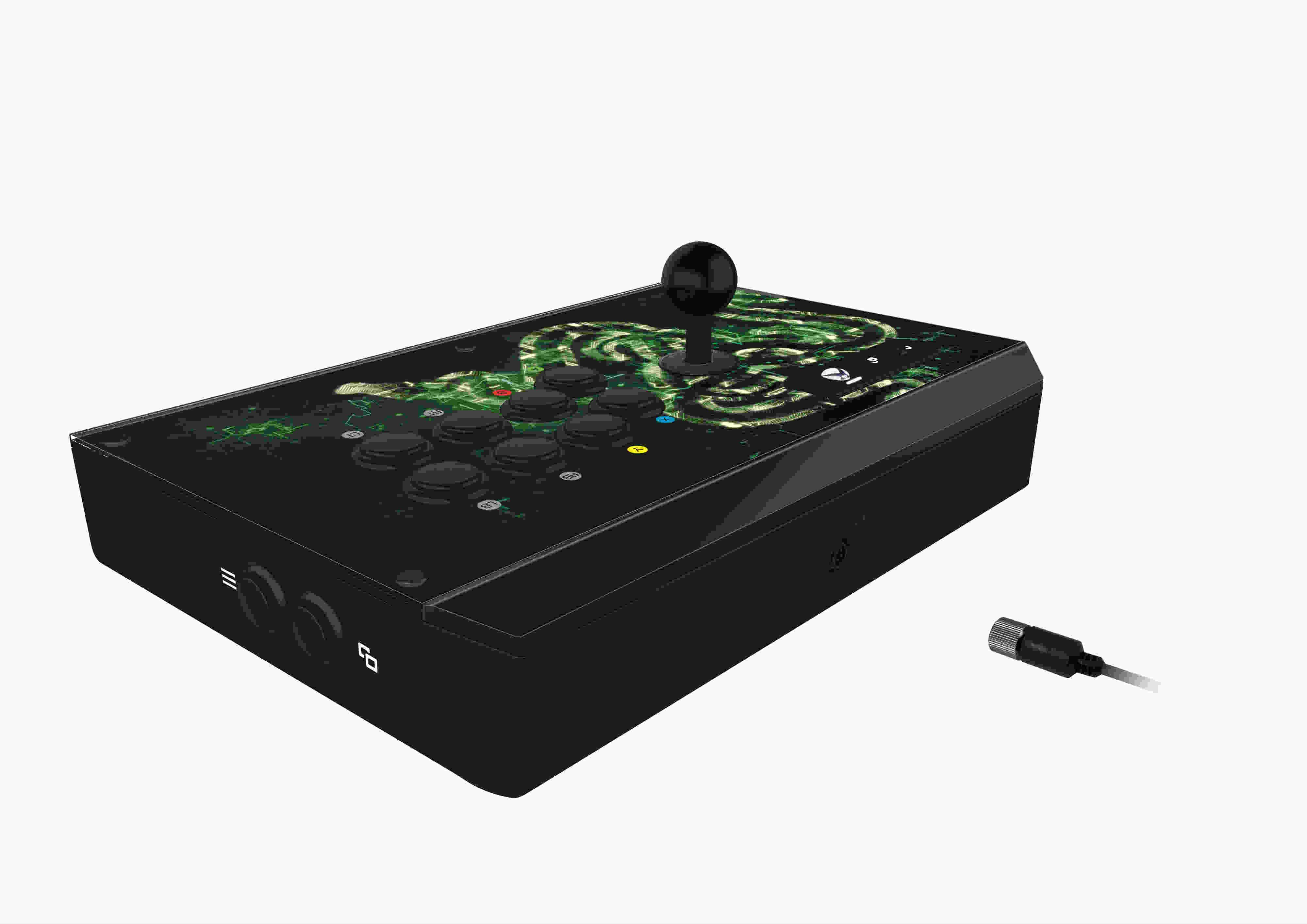 Razer Annonce Un Stick Arcade Atrox Pour Xbox One Xbox