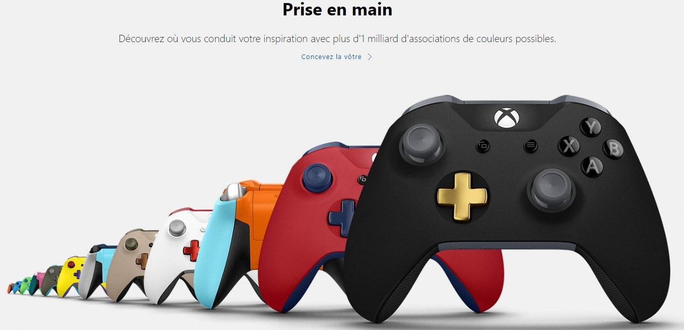 Xbox Design Lab Test De La Customisation De Manette Xbox One By
