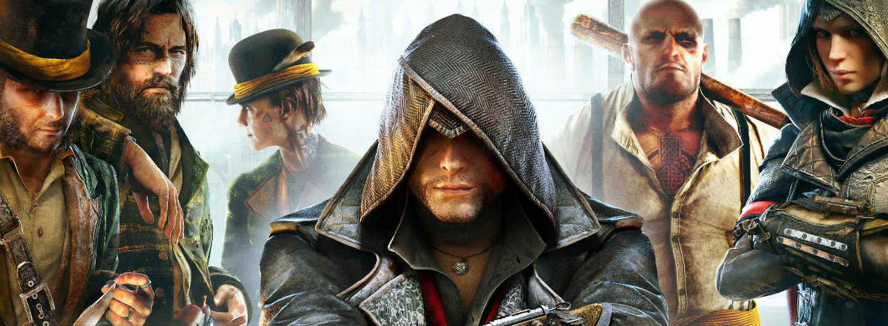 test assassin s creed syndicate xbox one xboxygen. Black Bedroom Furniture Sets. Home Design Ideas