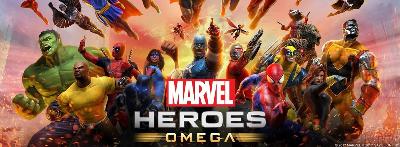marvel heroes omega arrive finalement le 30 juin prochain sur xbox one xbox one xboxygen. Black Bedroom Furniture Sets. Home Design Ideas