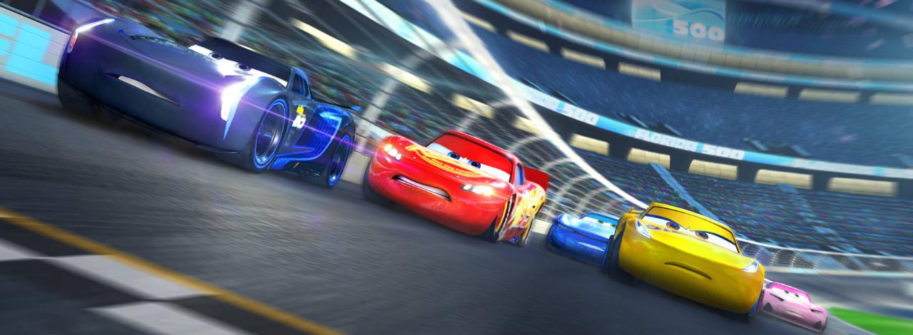 Cars Course Jeux Gratuit