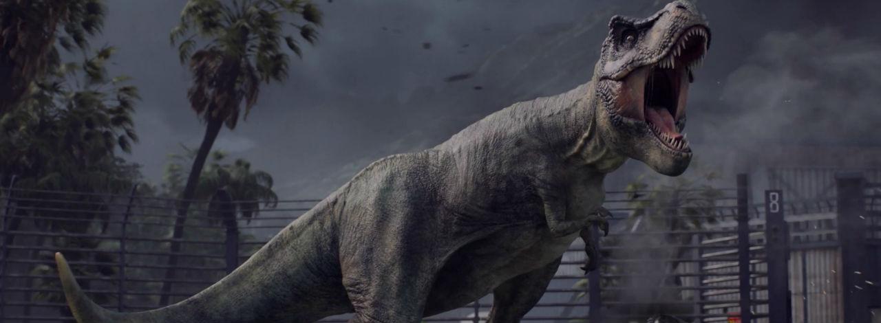 Jurassic world evolution annonc construisez votre for Construisez votre propre plan
