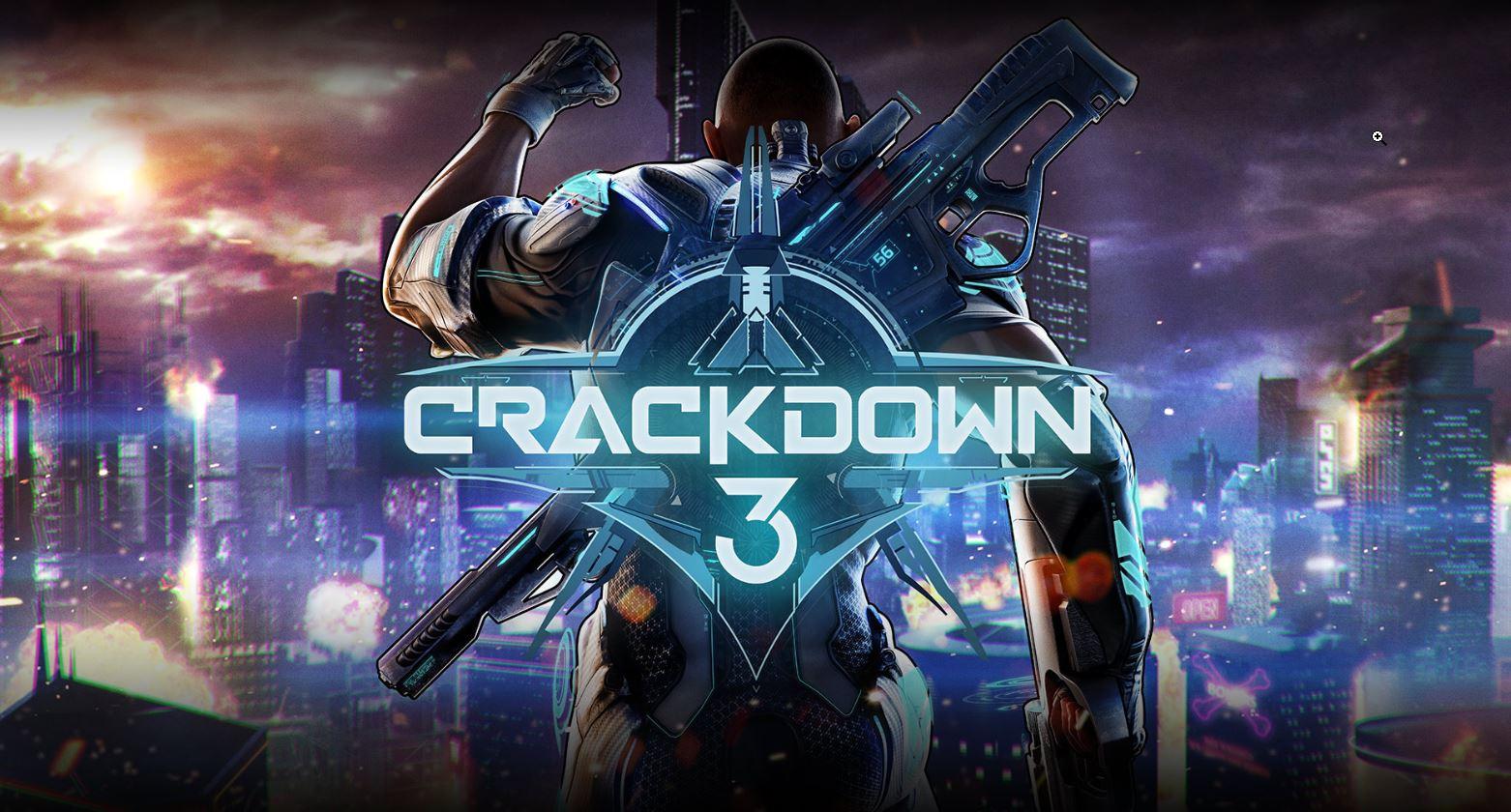 Crackdown 3 gagnez une manette xbox one avec votre for Manette xbox one elite black friday