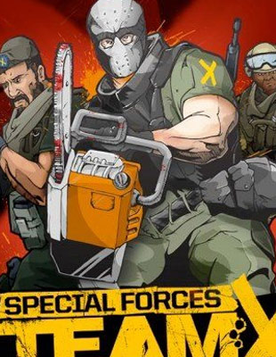 Test - Special Force Team X