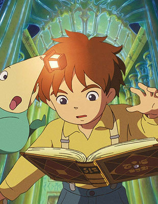 Test - Ni No Kuni