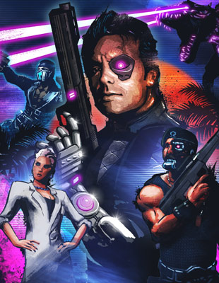 Test - Far Cry 3 Blood Dragon