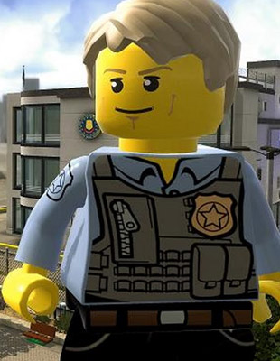 Test - LEGO City Undercover