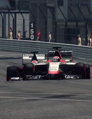 f1 2014 objectif 60 fps sur xbox one et ps4 xbox one. Black Bedroom Furniture Sets. Home Design Ideas