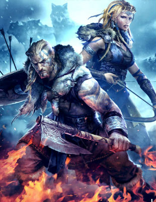 Vikings : Wolves of Midgard