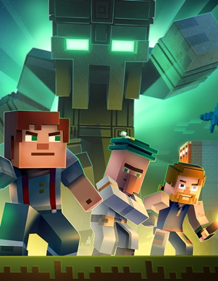 Minecraft : Story Mode Saison 2