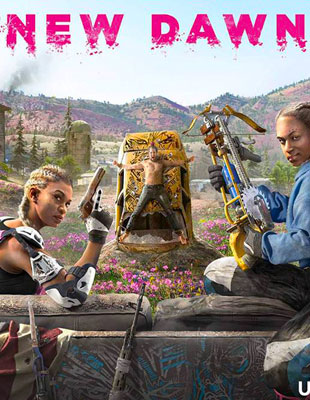 game awards 2018 la jaquette xbox one de far cry new dawn a fuit xbox one xboxygen. Black Bedroom Furniture Sets. Home Design Ideas
