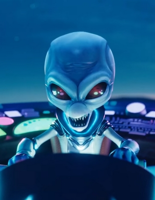 Destroy All Humans ! Remake