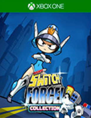 Mighty Switch Force ! Collection