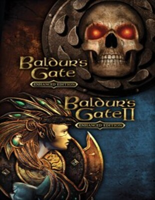 Baldur's Gate and Baldur's Gate II : Enhanced Editions