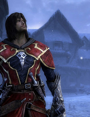 Test - Castlevania : Lords of Shadow