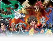 Bakugan : Battle Brawlers