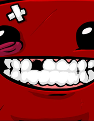 Super Meat Boy !