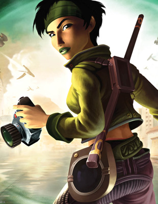Test - Beyond Good & Evil HD