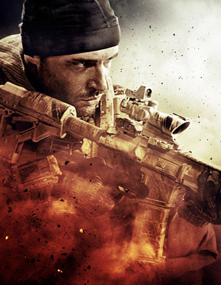 Test - Medal of Honor : Warfighter